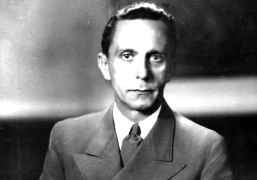 Nazi propagandist Goebbels' wife had Jewish father, new ... Joseph Goebbels