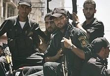 The brides wore black: Hamas widows re-marry on Gaza beach