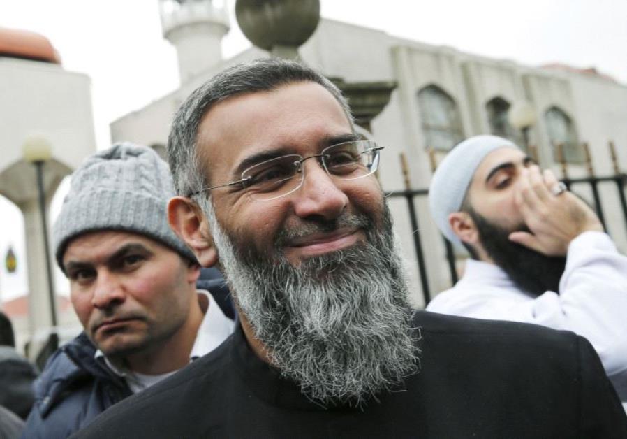 UK radical Islamist Ajem Choudary