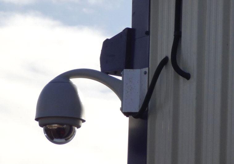 security cameras Jerusalem