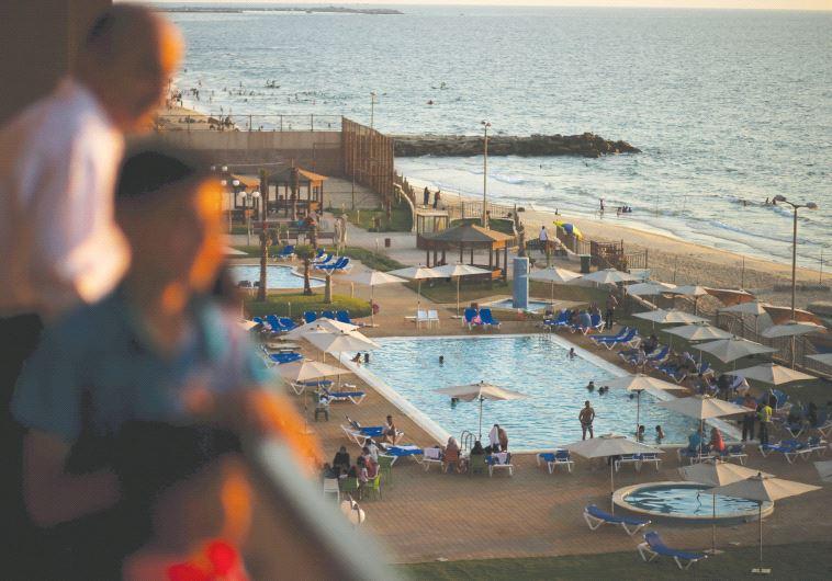 Gaza resort