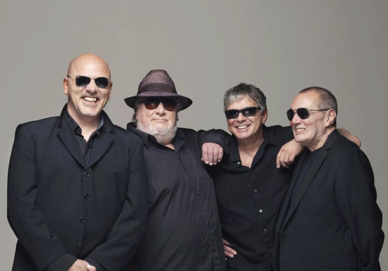 ICONIC BRITISH rock band The Stranglers
