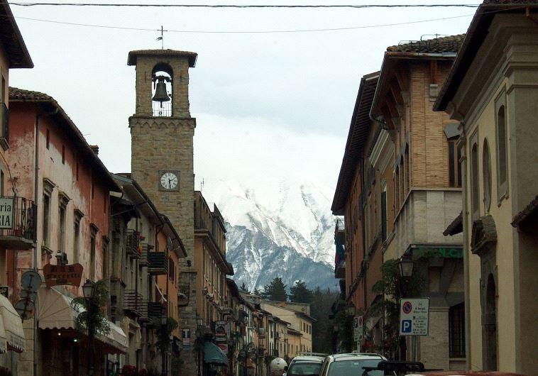 Amatrice, Italy.