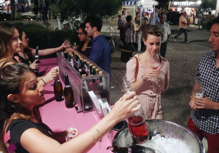 The Jerusalem Wine Festival