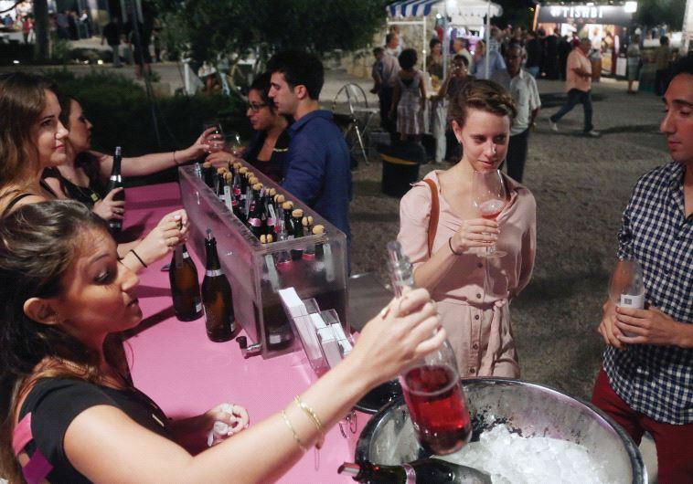 The Jerusalem Wine Festival