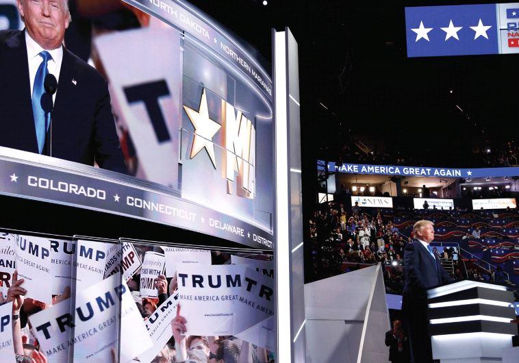 Trump, election