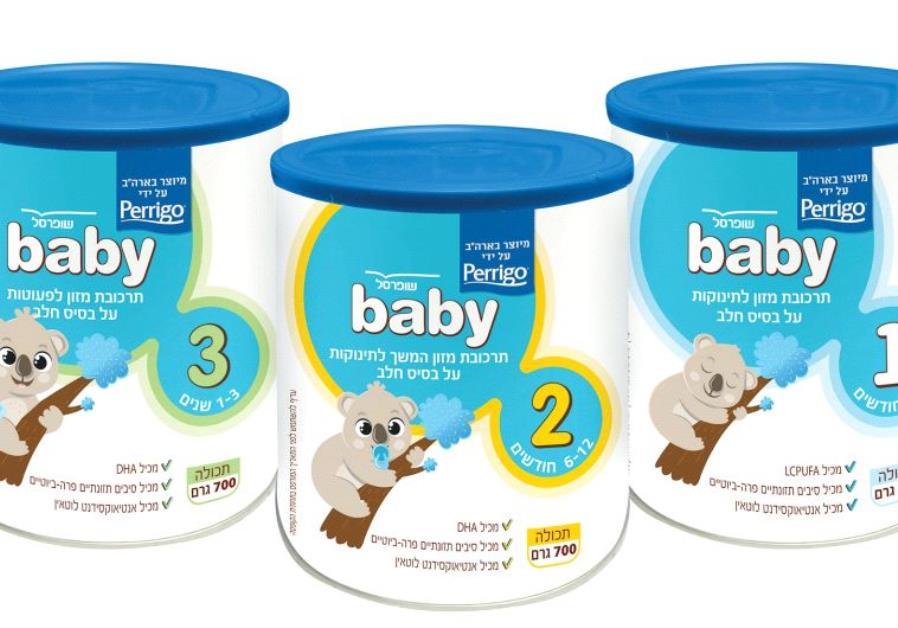 Us Baby Food Market Share