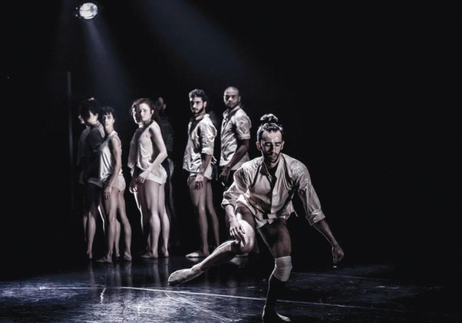 HOT TO trot: Kibbutz Dance Company's 'Horses in the Sky.'