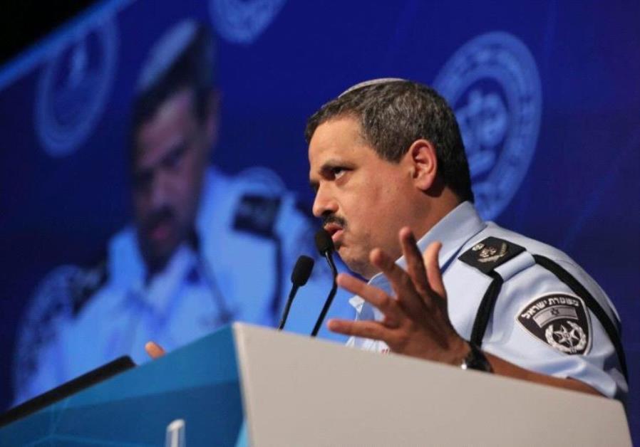 Police Chief Roni Al-Sheikh