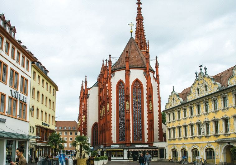 St. Mary's Chapel in Wurzburg