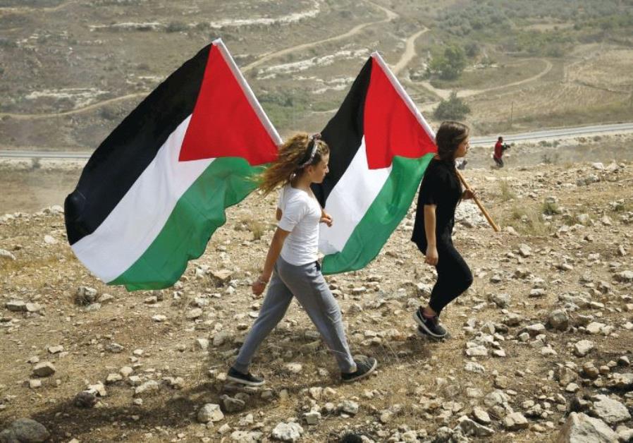 Pro Palestinian demonstration