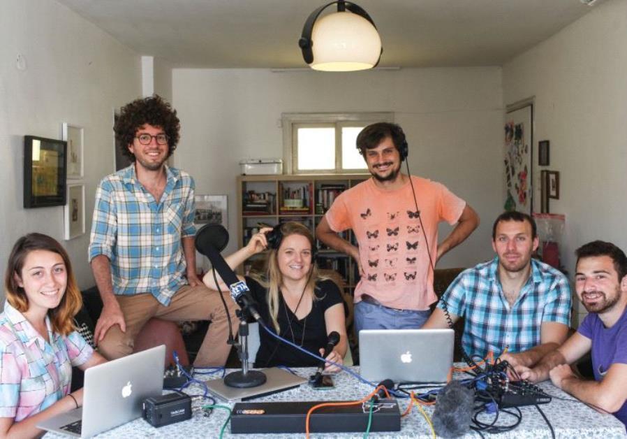 Israel Story staff