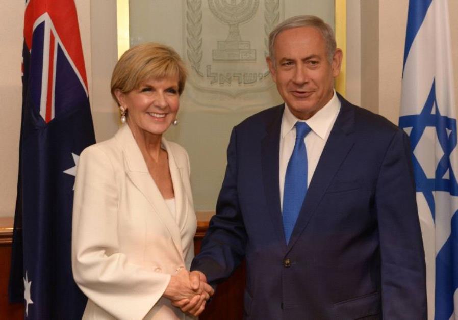 Netanyahu Australia