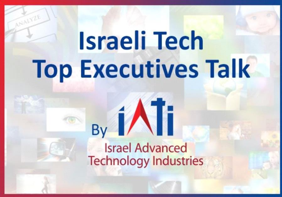 Israeli tech top executives talk