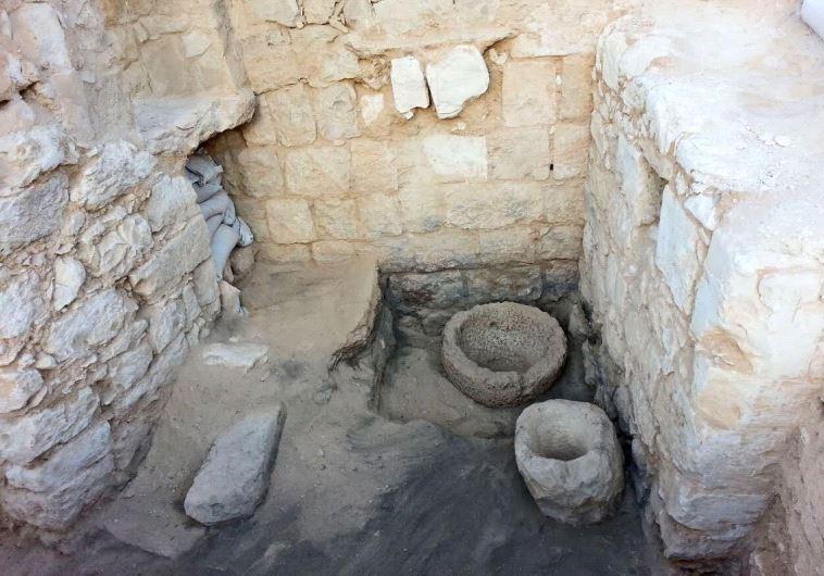 ancient negev