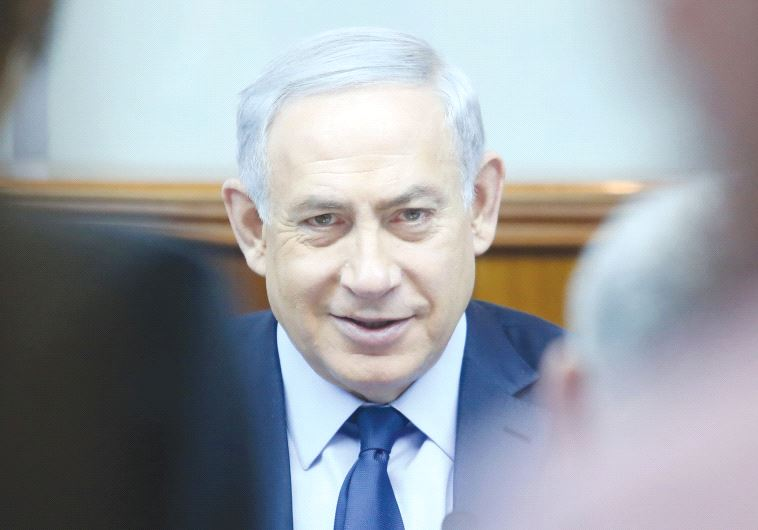 PRIME MINISTER Benjamin Netanyahu. Is he a victim of unfair press?