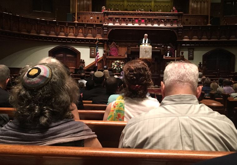 NY Jews, Muslims and Christians send message of unity on 9/11 anniversary