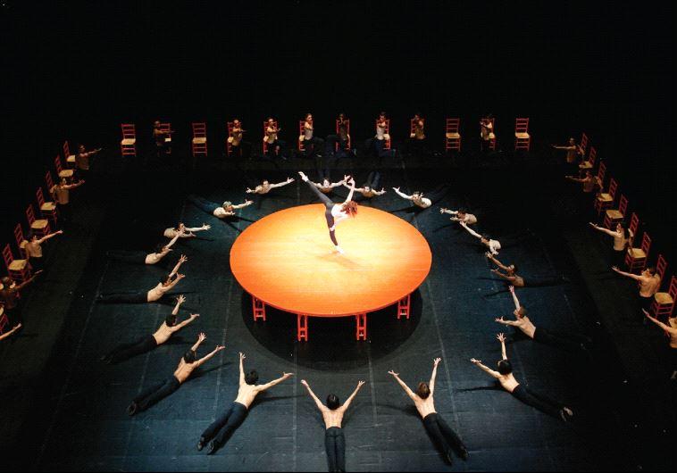 Béjart Ballet Lausanne Israel