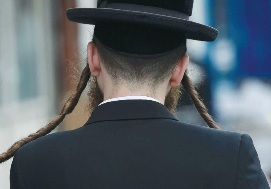 Haredi man