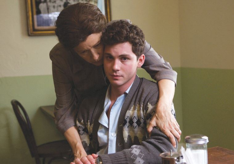 LOGAN LERMAN stars as a troubled Jewish college student in the '50s in 'Indignation.'