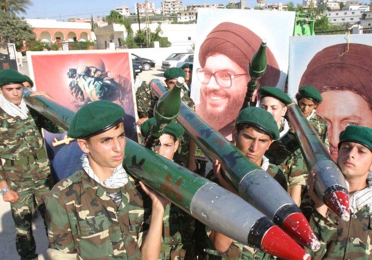 hezbollah rockets