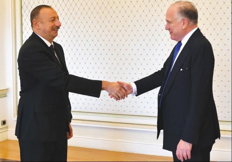 President Azerbaijan