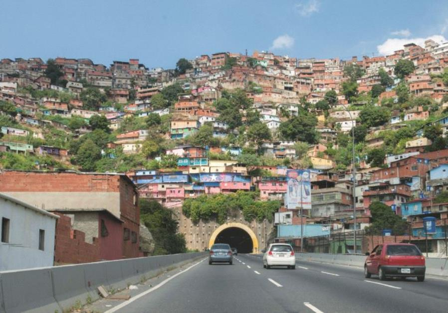 Des bidonvilles dans la capitale