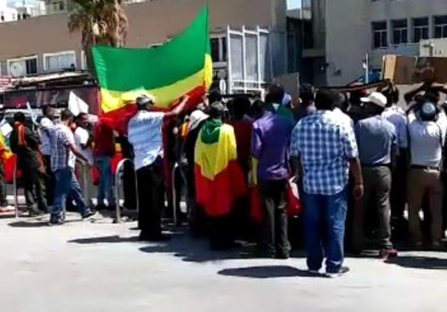 ethiopia tel aviv