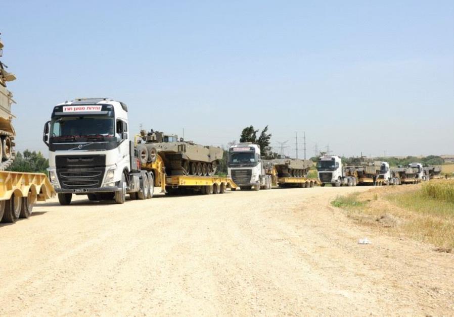 IDF Transport center