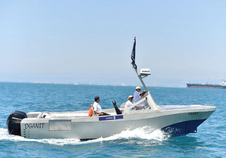 Dganit speedboat