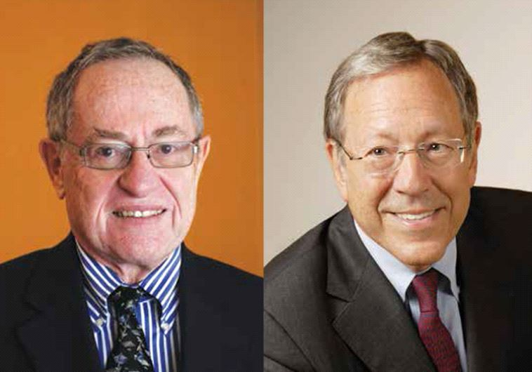 Alan M. Dershowitz and Irwin Cotler
