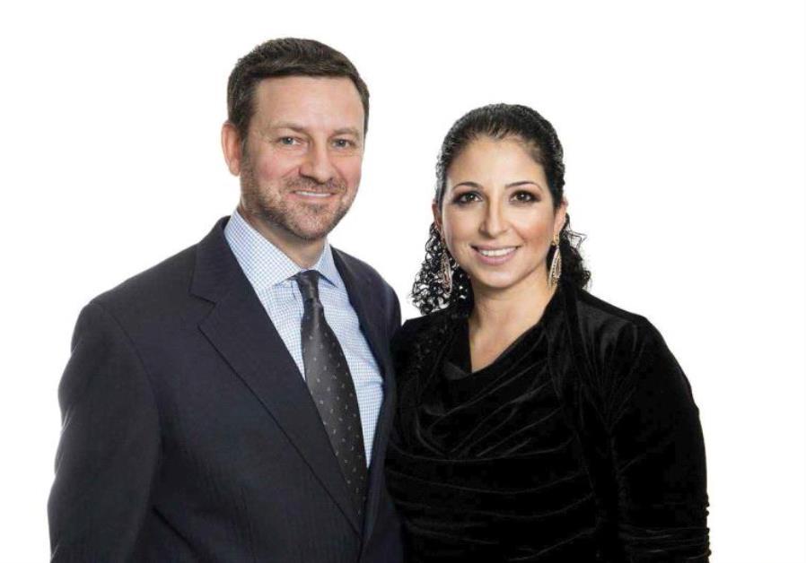 Jay and Shira Ruderman