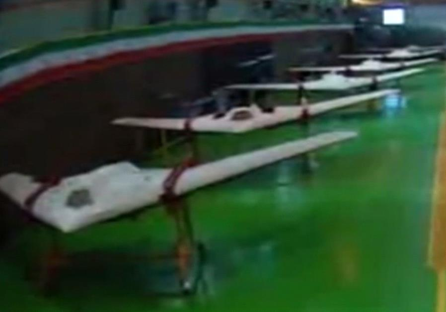 iran's Revolutionary Guard equipped with new drones