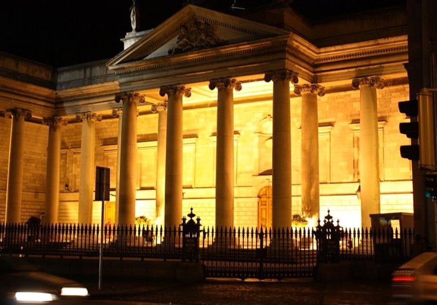 The Bank of Ireland.