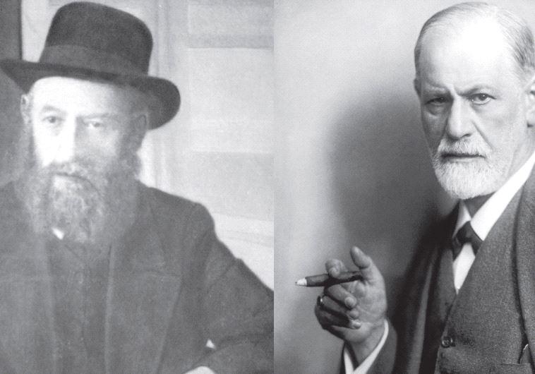 Shalom Dov-Ber Schneersohn Sigmund Freud