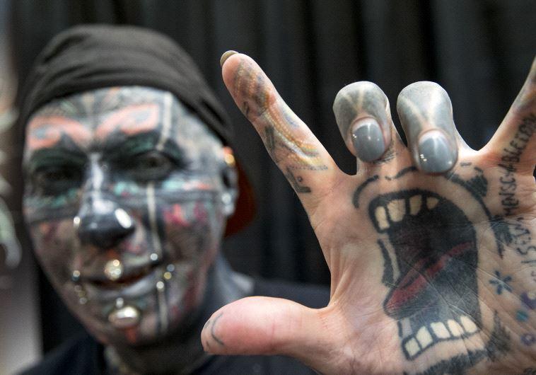 Third Annual Tel Aviv Tattoo Convention