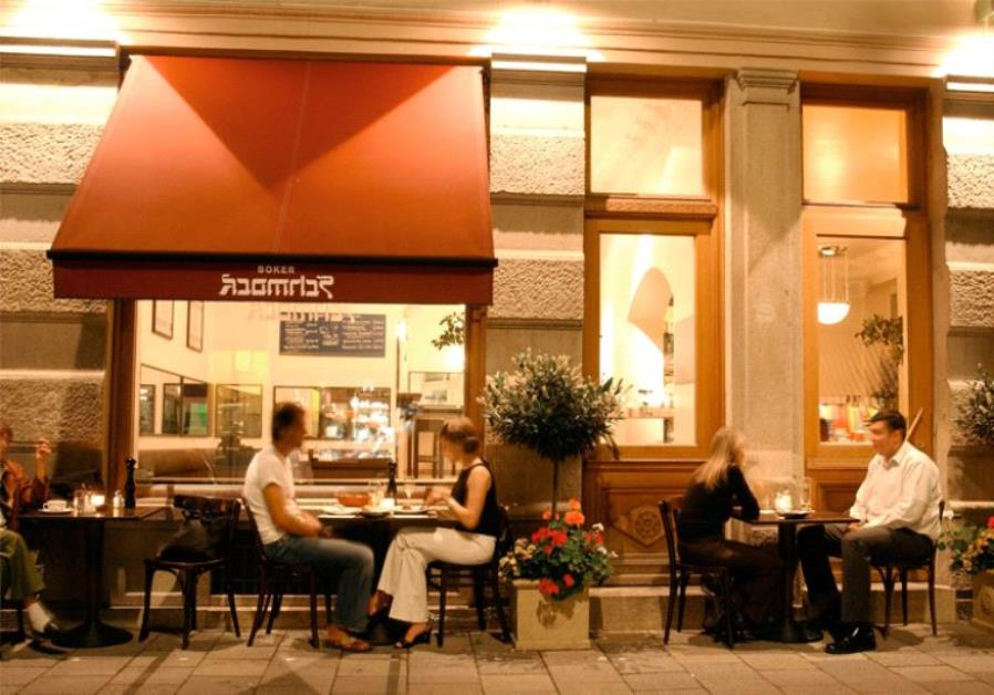 munich s schmock restaurant closes due to israel hate diaspora jerusalem post. Black Bedroom Furniture Sets. Home Design Ideas