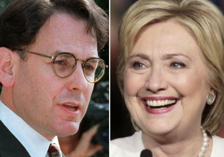 Sidney Blumenthal, Hillary Clinton