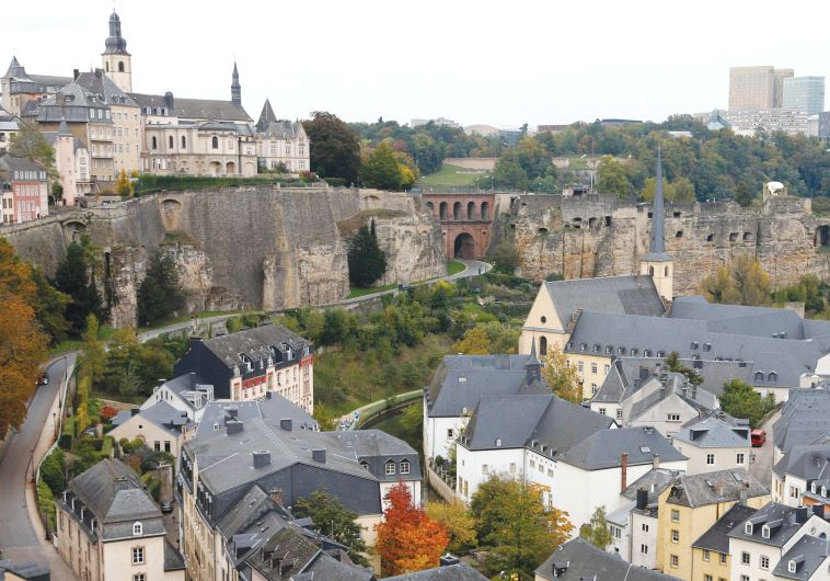 THE CITY of Luxembourg.