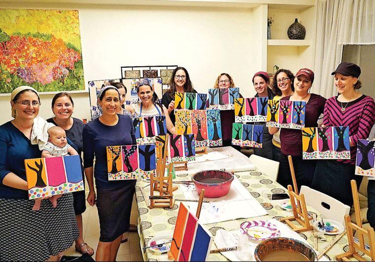 A Paint Party