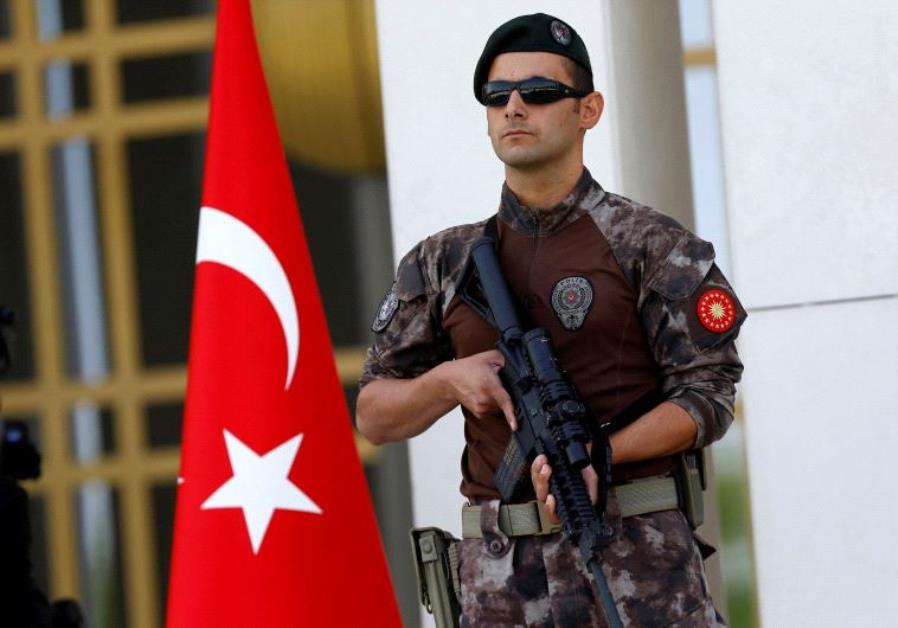 turkey turkish officer