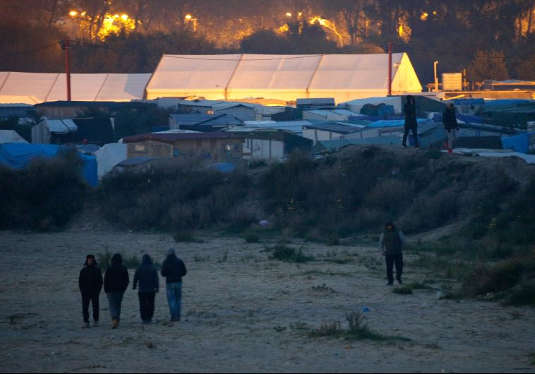 Refugee Camp France