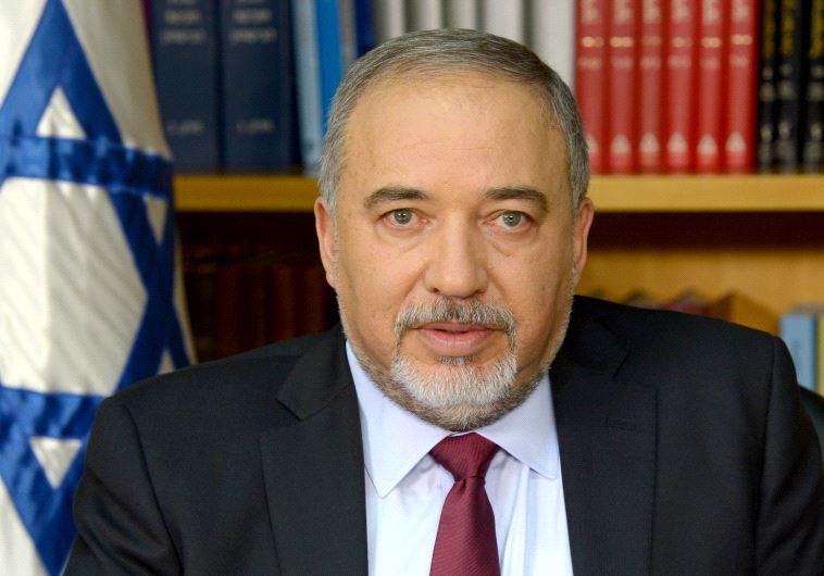 Avigdor Liberman.