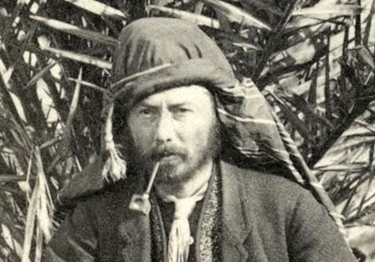 Wilson in the Sinai in 1869