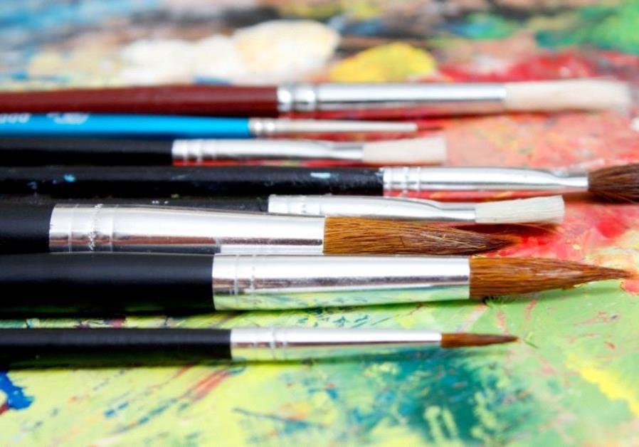 Paintbrushes (Illustrative