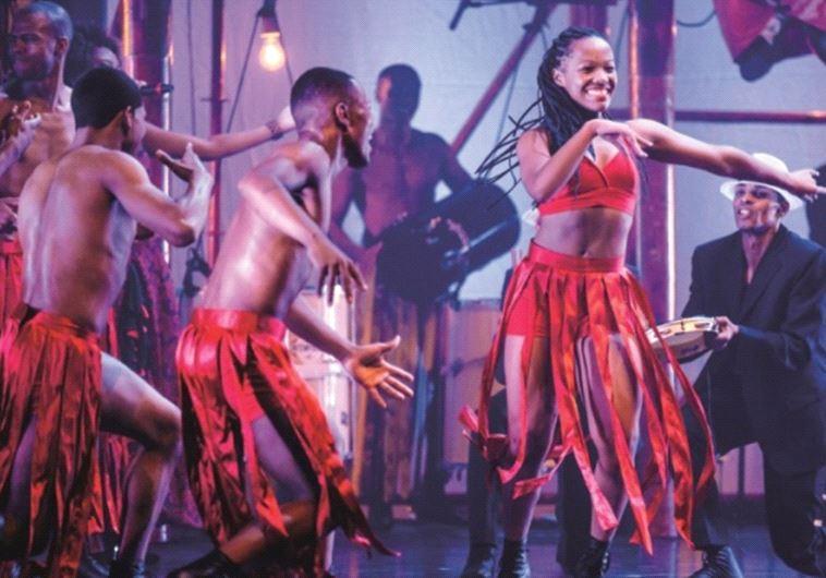 The Bal'e de Rua dance company