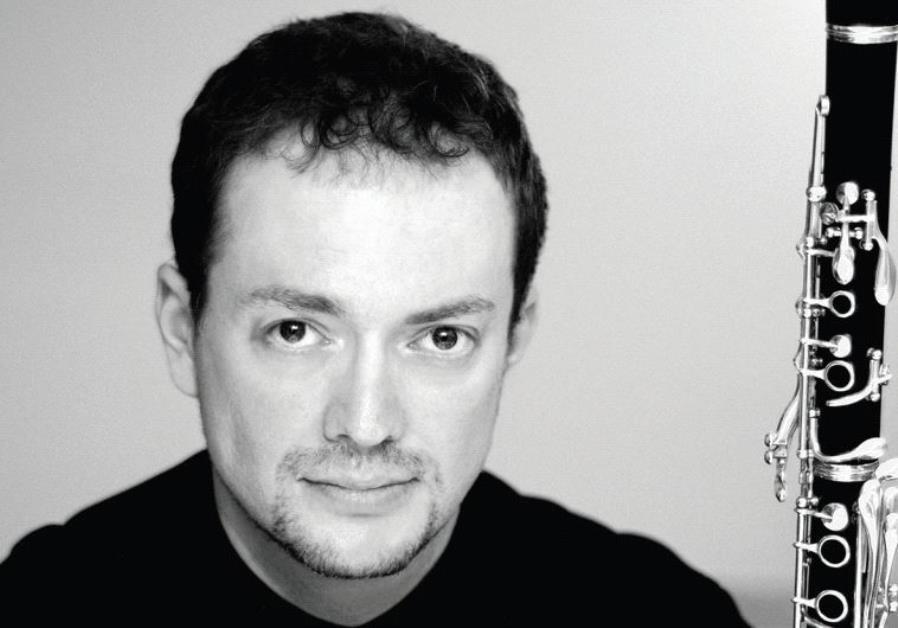 Clarinetist Anton Dressler