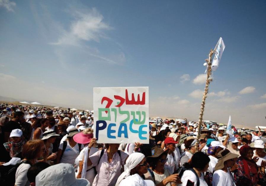 Jericho peace