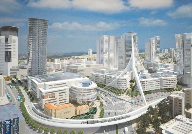 Jerusalem Gateway project