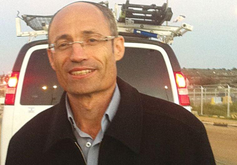 Gush Etzion Regional Council head Davidi Perl
